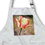click on Yellow Tulip Rustic Door Inspired Floral - Spring Flowers to enlarge!