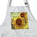 click on Inspired Happiness Sunflowers - Summer Garden - Floral Print to enlarge!