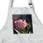 click on Pretty Garden Rose - Pink Flowers - Floral Print to enlarge!