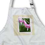 click on Pink Hearts Flowers - Floral Print - Bleeding Hearts to enlarge!