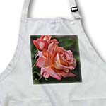 click on Beautiful Peachy Roses - Romantic Inspired Flowers - Floral to enlarge!