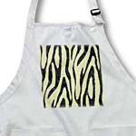 click on Zebra Vintage Yellow to enlarge!