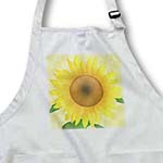 click on Checkered Print Yellow Sunflower Floral Art - Flowers to enlarge!