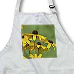 click on Yellow Black Eyed Susan Flowers - Floral Print to enlarge!