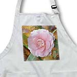 click on Rust Vintage Style - Inspired Pink Rose - Romantic Flowers to enlarge!