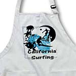 click on Tribal California Surfer Logo to enlarge!