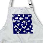 click on Snowflakes and Dark Blue Background to enlarge!