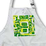 click on Retro Rectangular Shapes in Green, Gold, Yellow and Gray to enlarge!