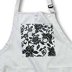 click on Trendy Black n White Flowers to enlarge!