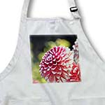 click on Beautiful Red Dahlia Flower - Nature Inspired Floral to enlarge!