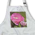 click on Spring Day Pink Poppy Flower - Floral Print to enlarge!