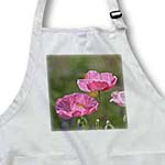 click on Naturally Beautiful Inspired Pink Poppies - Spring Flowers to enlarge!