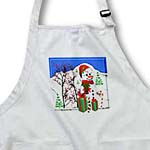 click on Snowman With Christmas Gifts to enlarge!