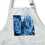 click on Three Dusty Blue Roses to enlarge!