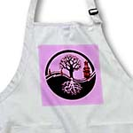 click on Ying Yang Tree - Hot Pink to enlarge!