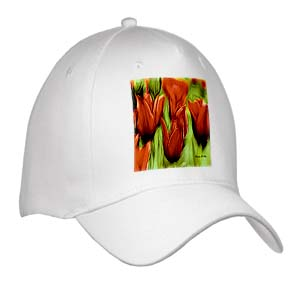 click on Orange Tulip Flowers to enlarge!