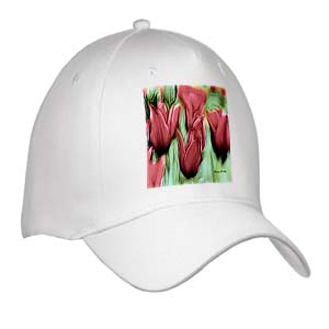 click on Pink Tulip Flowers to enlarge!
