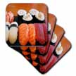 click on Tuna Salmon and Yellowtail Sushi to enlarge!