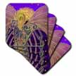 click on Dragon Fae Abstract FantasyTribal Faerie Dragon Spirit to enlarge!