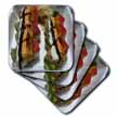 click on Tuna Sushi With Colorful Sauce Platter Gifts to enlarge!