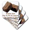 click on Brownie Diet to enlarge!