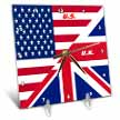 click on US n UK Flags Joined to enlarge!