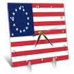click on 13 Colonies Betsy Ross Flag to enlarge!