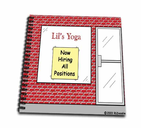 click on Lils Yoga - Now Hiring - All Positions to enlarge!
