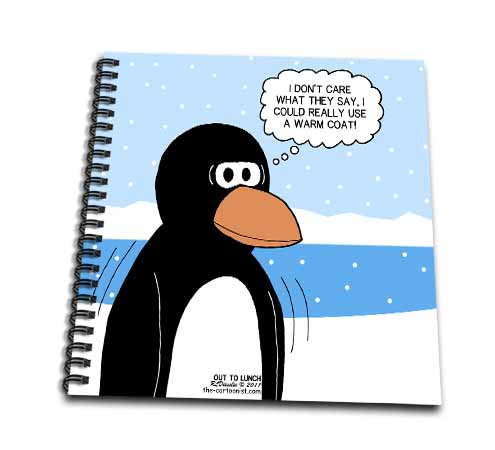 click on Cold Penguin Problem to enlarge!