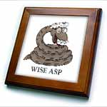 click on Out to Lunch Cartoon Snakes the asp family wise asp to enlarge!