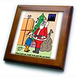 click on Dale Hunt about Santas as Kids Idol at Christmas to enlarge!