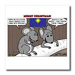 click on Rich Diesslin Mice Contemplate the Baby Jesus at Christmas to enlarge!