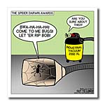 click on Spider Darwin Awards Vacuum Cleaner Bug Trap to enlarge!