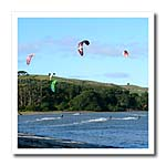 click on Kite Surfing on Okoromai Bay Hauraki Gulf New Zealand to enlarge!