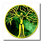 click on Dryad Medallion Fantasy Fairy Digital to enlarge!