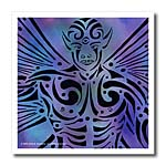 click on Oberon Fairy Male Tribal Fantasy Abstract to enlarge!