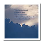 click on Storm Cloud With Bible Quote Revelation 1 7 to enlarge!