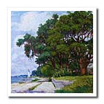 click on Biloxi Lighthouse Woodward Painting to enlarge!