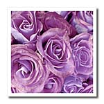 click on Dreamy purple roses bouquet to enlarge!