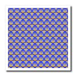 click on Gold Crown and Fleur de lis on Royal Blue background to enlarge!
