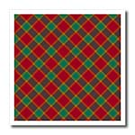 click on Christmas Holiday tartan pattern in red green and orange to enlarge!