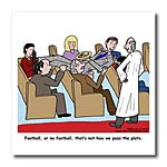 click on Church Usher Gets Carried Away During the Offering to enlarge!