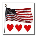 click on Red Hearts and USA Flag to enlarge!