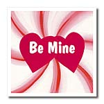 click on Be Mine Candy Mint Swirl Valentines Hearts to enlarge!
