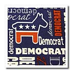 click on Red White Blue Democrat to enlarge!