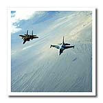 click on  Flying F15 & 16 Jet Aircraft to enlarge!