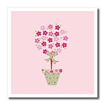 click on Potted Pink Spring Flowers to enlarge!