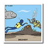 click on SCUBA Surprise - diver points out star fish and buddy points out the shark! to enlarge!