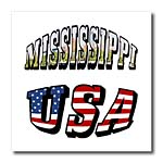 click on State Map and Picture Text of Mississippi to enlarge!