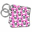 click on Cute panda bear with hot pink polka dots to enlarge!